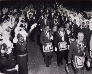 Masonic Marching